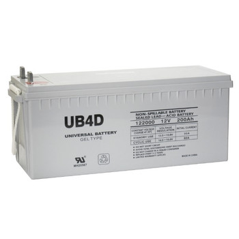 UB-4D Gel Battery