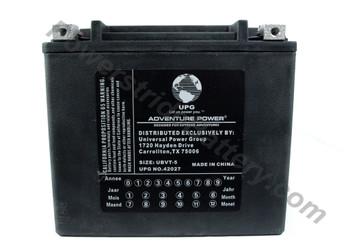 Harley-Davidson 65991-82B Replacement Battery - UBVT-5