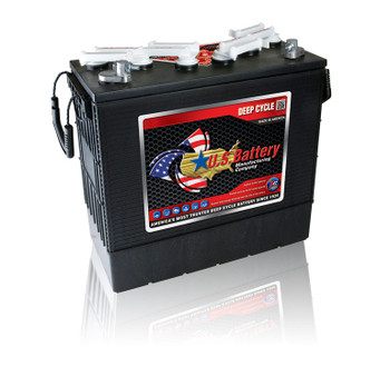 US 185E XC2 - 12 Volt Industrial Battery
