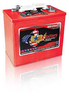 US 250HC XC2 - 6 Volt Floor Scrubber Battery