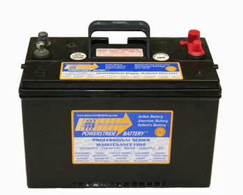 Group 27 - 12 Volt Dual Purpose Battery - 27DPM