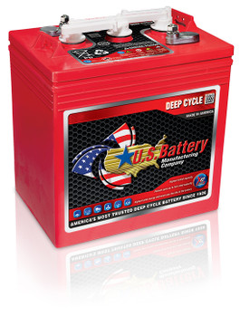 US145 XC2 6-Volt Deep Cycle Marine Battery