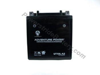 Adventure Power UT10LA-2 AGM Battery - YB10L-A2