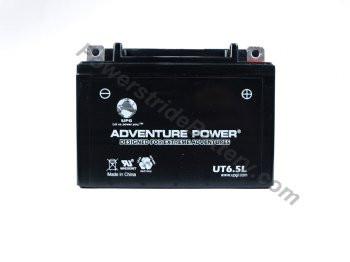 Adventure Power UT6.5L AGM Battery - 12N6.5-3B