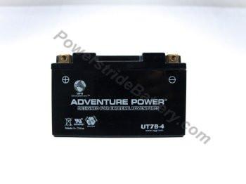 Adventure Power UT7B-4 AGM Motorcycle Battery - YT7B-BS