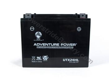 Adventure Power UTX24HL AGM Battery - YTX24HL-BS
