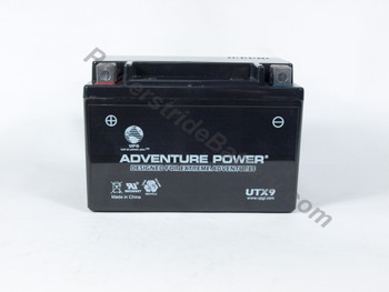 UTX9 AGM Motorcycle Battery - YTX9-BS