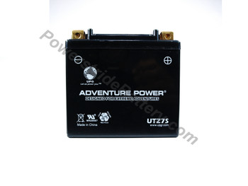 Adventure Power UTZ7S AGM Battery - YTZ7S