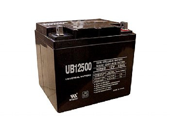 Volcano KB12400 Battery Replacement - UB12500