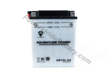 Western International (Dynamark) 456301 Mower Battery