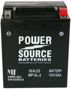 Yamaha FZR750 Motorcycle Battery