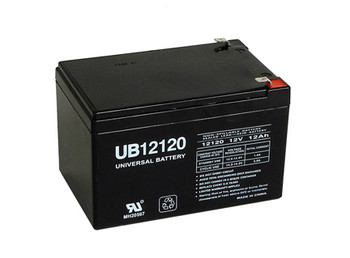 Zeus PC12-12F2 Battery Replacement