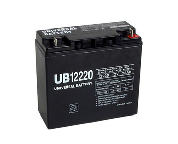 Zeus PC22-12NB Battery Replacement