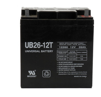 Zeus PC28-12NB Battery Replacement