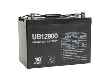 Zeus PC90-12NB Battery Replacement