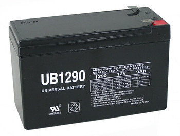 Zeus PC9-12F2 Battery Replacement