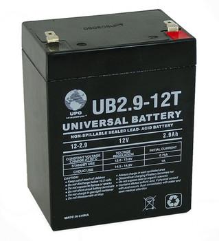 12 Volt 2.9 Ah SLA Battery - UB1229T