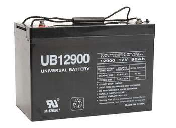 UB12900 - Group 27 UPS Battery - 12 Volt 90 Ahr