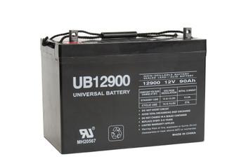 Group 27 UB12900 Wheelchair Battery - 45826