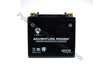 Batteries Plus XTAZ7S AGM Motorcycle Replacement  Battery