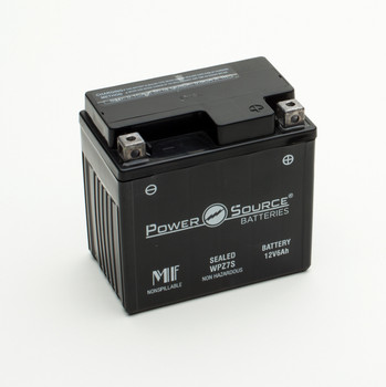 WPZ7S AGM Motorcycle Battery - YTZ7S