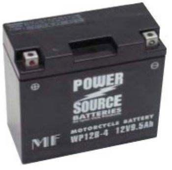 WP12B-4 AGM Motorcycle Battery - YT12B-BS