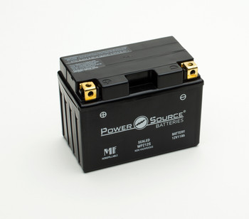 WPZ12S AGM Motorcycle Battery - YTZ12S