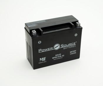 WP50-N18L-A3 AGM Motorcycle Battery - YTX24HL | YIX50L