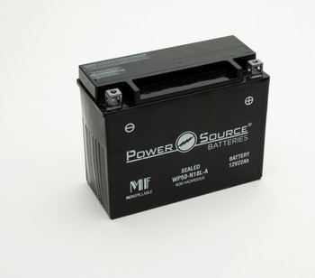 WP50-N18L-A Motorcycle Battery - C50N18LA