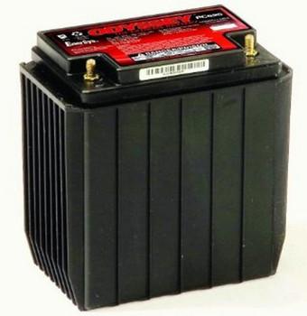 Kawasaki 540cc KAF540, Mule 2010, 2020, 2030 Utility Vehicle Battery