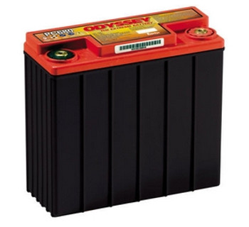 BMW 100RS Motorcycle Battery (1983)