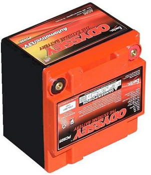 BMW R80/7, R80RT Motorcycle Battery (1978-1984)
