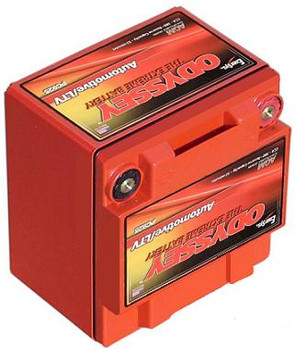 Harley Davidson 66010-97A Replacement Battery by Odyssey