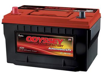 Odyssey 65-PC1750T Battery