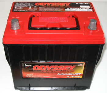 Odyssey 25-PC1400T Battery (Discontinued)