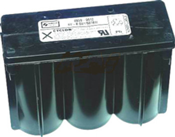 Gates Hawker 0859-0012 Battery