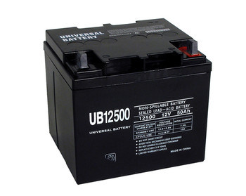 Compatible Replacement for GS Portalac PWL12V38 Battery