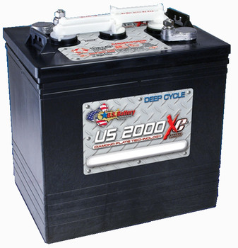 US2000 XC 6-Volt Golf Cart Battery