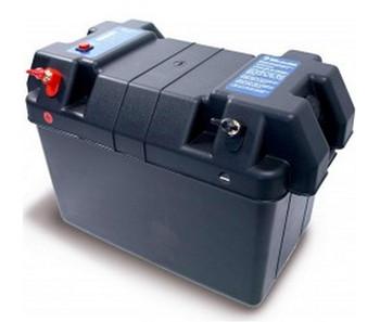 Marine Smart Box Battery Case - Battery Box