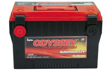 Chevrolet P-Series 4.8, 5.7, 6.5L Diesel, 7.4L, CAT3116T gas/diesel, LPG (1989-2000) Truck Battery