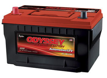 Ford F450 Superduty Gas/Diesel Truck Battery (2000-2009)