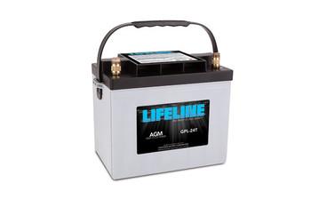 Agco-Allis R42L, R52L, R62L, R72L Tractor Battery