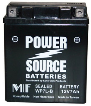 ATK Motorcycle Battery (all models 1996-2001)