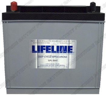 Iveco Z450T Truck Battery (1986)