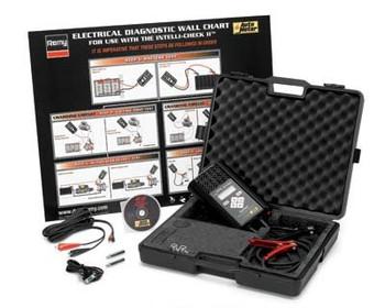 Auto Meter 200DTK Heavy Duty Electrical System Analyzer w/VDrop & Computer Kit