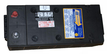 Margiris 160 A11FL Truck Battery (1985-1987)