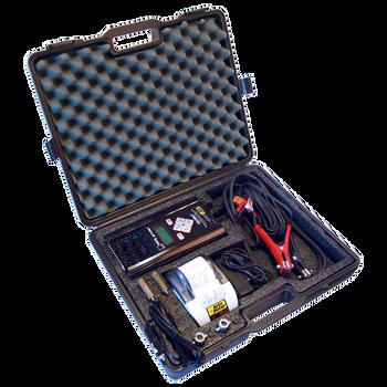 Auto Meter 200DTP Heavy Duty System Analyzer w/ V Drop & Printer Kit