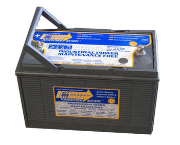 Mitsubishi Fuso Heavy Duty FP/FV Series Commercial Truck Battery (2006-2007)