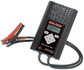 Auto Meter BVA-200S System Analyzer w/120 Amp Load