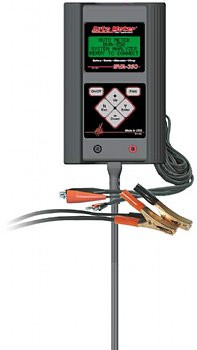 Auto Meter BVA-350 Battery and Electrical System Tester w/ V-Drop